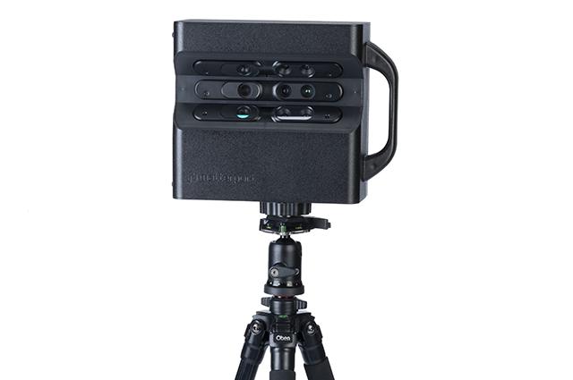 Matterport Camera New Vision