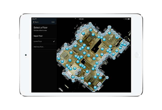 New Vision and Matterport Process